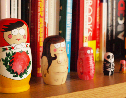 PLAY: Anatomy of a Russian Doll (cheeky version)