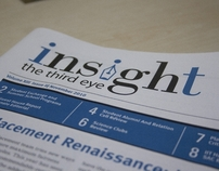 Newsletter Design - InsIghT