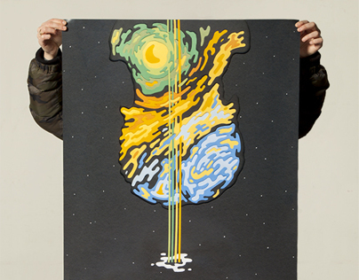 IED x Van Gogh Alive