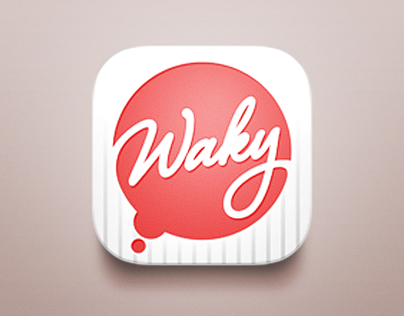 Waky — Cute Alarm Clock