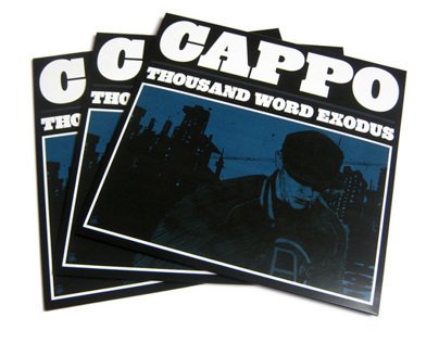 Cappo 'Thousand Word Exodus' 12""