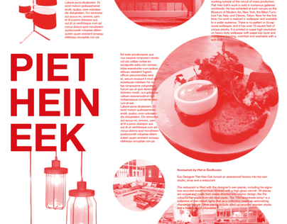 Roomservice gallery Dutch design