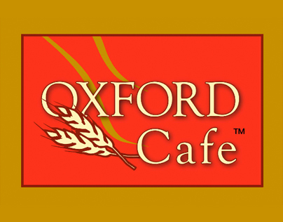Client: Oxford Cafe