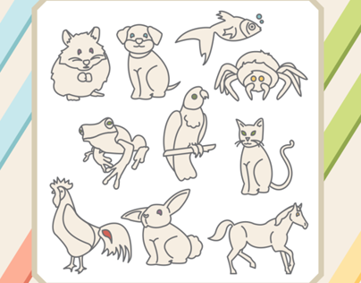 Info Graphic Booklet - Pets
