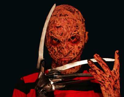 The Elmstreet / Freddy Krueger Cosplay