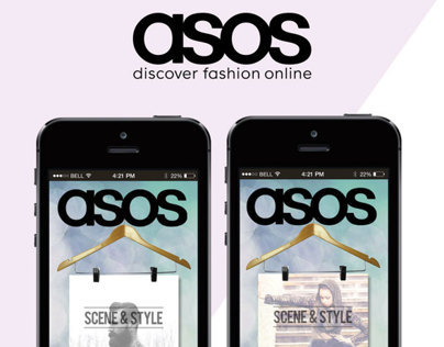 ASOS - NEW FASHION INSPIRATION - D&AD Brief