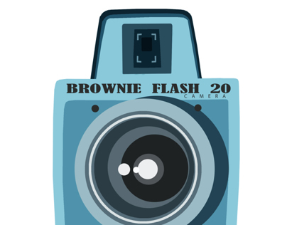 Brownie Flash Camera