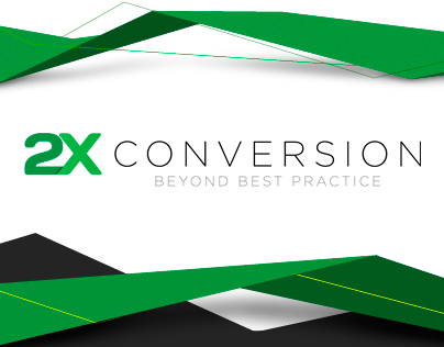 2X Conversion Web Design