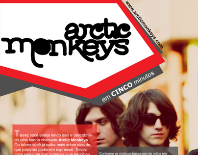 Arctic Monkeys - Magazine