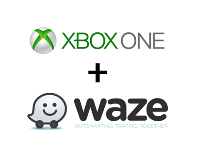 X-Box One + Waze Integration