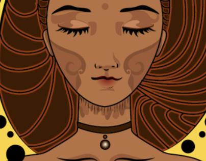 mujer alcachofa :D