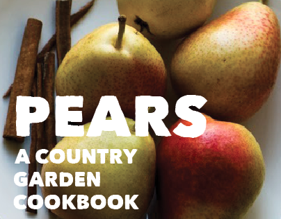 Country Garden Cookbooks