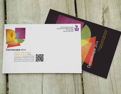 Dancescape (Event Branding & Promotion)