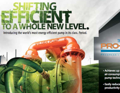 Pro-Flo® SHIFT Marketing Flyer