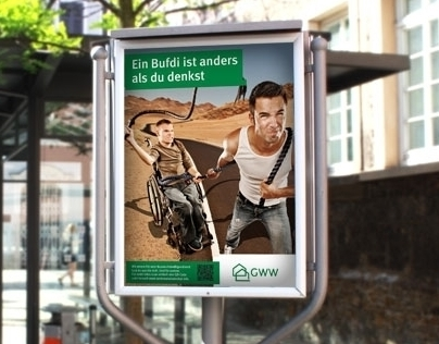 Billboard and Web Campaign // GWW -