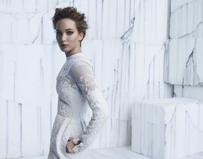 Jennifer Lawrence by Michelangelo Di Battista/ Dec 2013