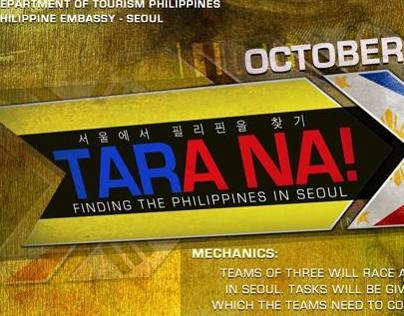 Tara Na! Finding the Philippines in Seoul 2013