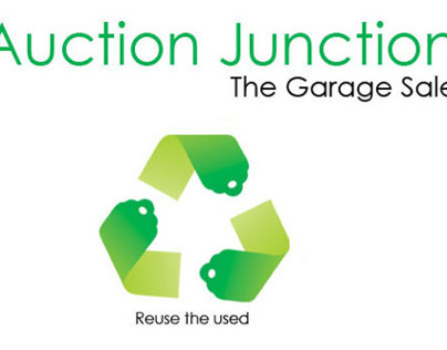 Auction Junction - The Garage Sale