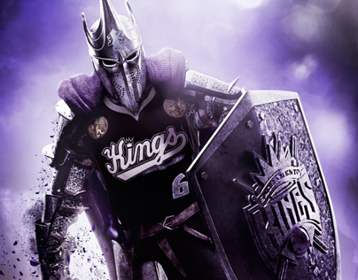 Sacramento Kings Key Art