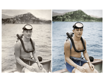 Photography Restoration