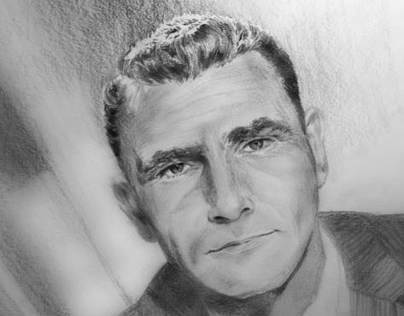 Portrait: Rod Serling