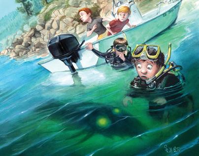 Monster Hunters: Taming Tahoe Tessie