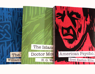 Penguin Book Jackets