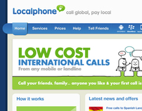 Local Phone | Site Enhancement
