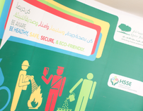 QATAR FOUNDATION - HSSE CAMPAIGN WEEK