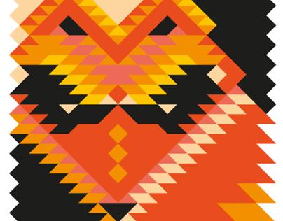 FOX poster for PLAKAT KOMBINAT