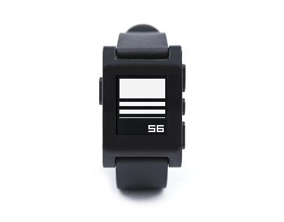 oddttmm - watchface app for Pebble