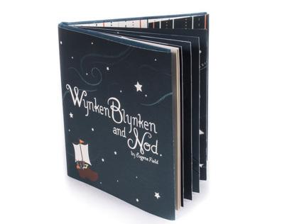 Wynken, Blynken and Nod Childrens Book