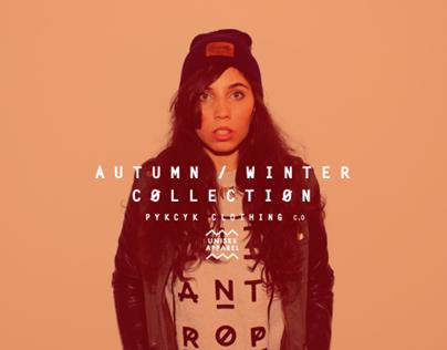 Pykcyk clothing / Autumn Winter 2013 / 2014