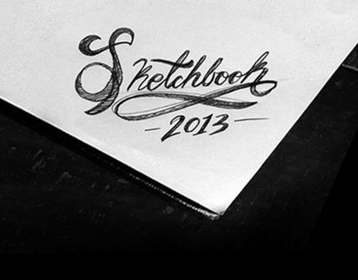Sketchbook @2013