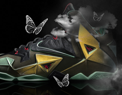 FANTASMAGORIK® AIR LEBRON 11