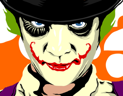A Clockwork Joker | Serious Droog by Butcher Billy