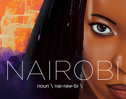 Nairobi Album Artwork