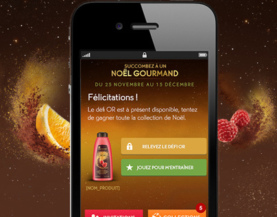 Yves Rocher - Fruit Ninja