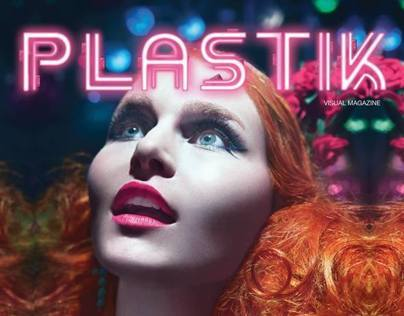 """THROUGH THE LOOKING GLASS"" - PLASTIK 22"