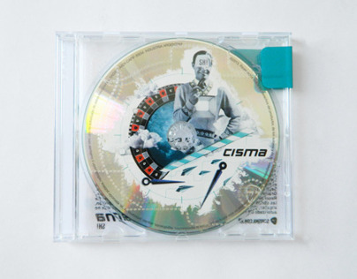 Cisma SH! album cover CD.