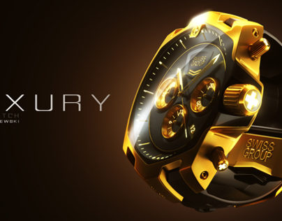 LUXURY WATCH by Piotr Czyżewski