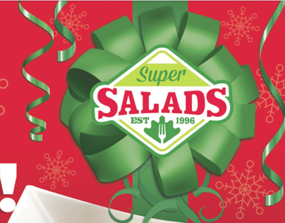 Super Salads Navideño