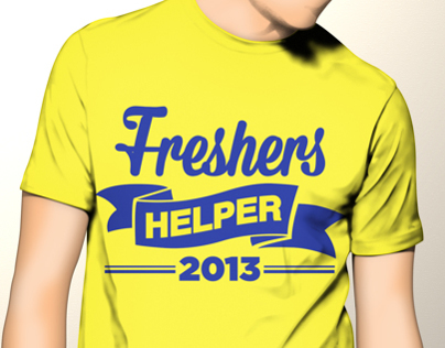 Fresher T-Shirts - Coventry University