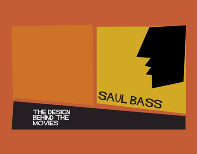 Saul Bass Exhibition
