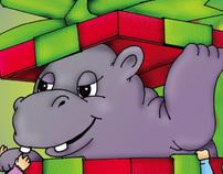 Holiday Cd illustrations