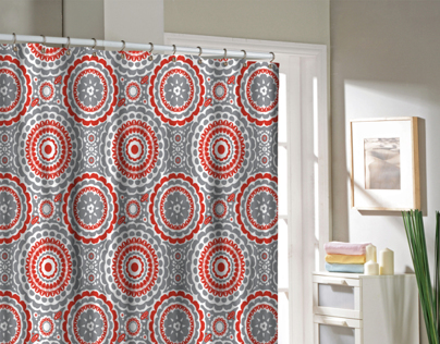 Tamalynn Shower Curtain Design