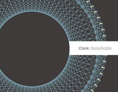 Clark: BodyRiddle / Alternate Cover Project