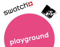 SWATCH PLAY GROUND