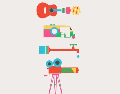 Create to inspire (Nokia & Oxfam)