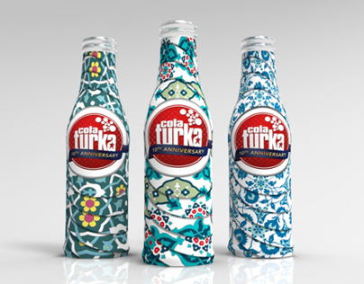 Whirling Tulip 10th Anniversary Cola Turka